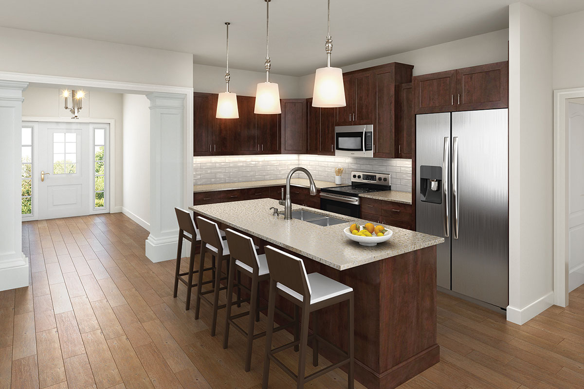 Kitchen Decor option 02