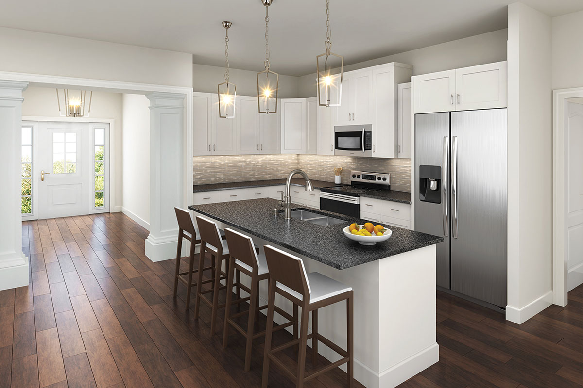 Kitchen Decor option 03